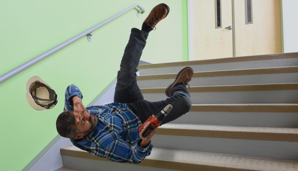How Can You Prevent Slips, Trips and Falls In The Workplace?