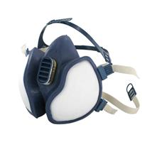3M 4277 Organic Vapour/Inorganic Acid Gas Particulate Respirator (Dust/Face Mask)