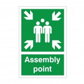 Assembly Point - Health and Safety Sign (FE.32)