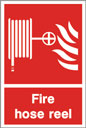 Fire Hose Reel - Health and Safety Sign (FEX.09)