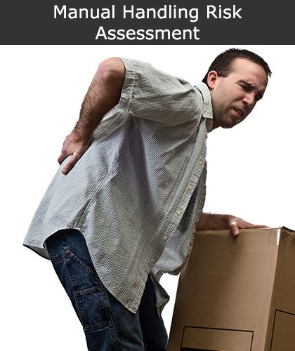 Manual Handling Risk Assessment Safety Services Direct