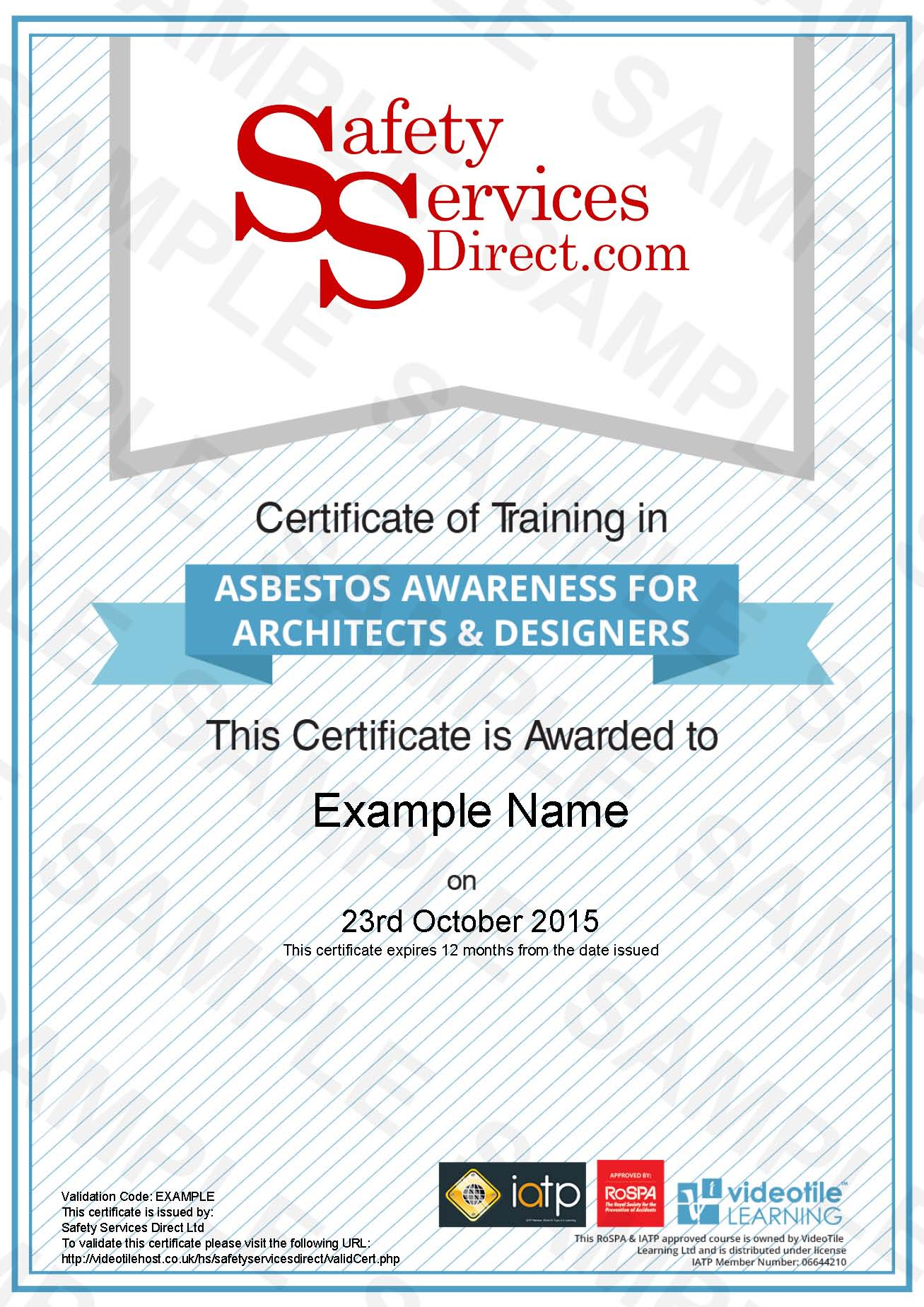 First Aid Training Certificate Template