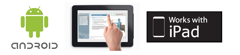 Online UKATA Asbestos Awareness Training Course (Category A) can be completed using IPad's and Android based Tablets
