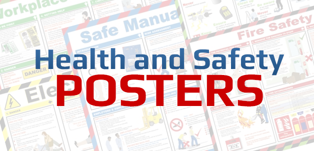 Health safety posters