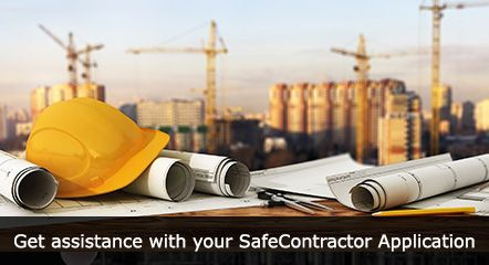 Assistance with SafeContractor Application