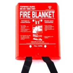 1.8m x 1.2m Fire Blanket (FB182)