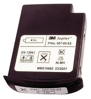 3M Jupiter Battery Pack - 4 Hour Intrinsically Safe with Pouch Kit