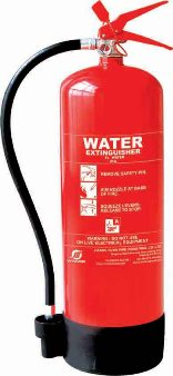 9 Litre Water Extinguisher (EWS9)