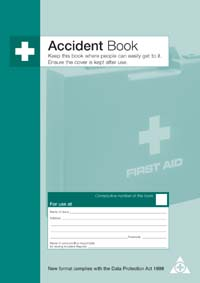Accident Book (A5)