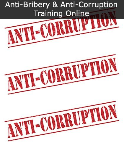 Anti-Bribery & Anti-Corruption Training Course