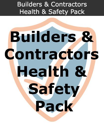 Builders & Contractors Health and Safety Pack