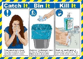 Catch It Bin It Kill It Poster