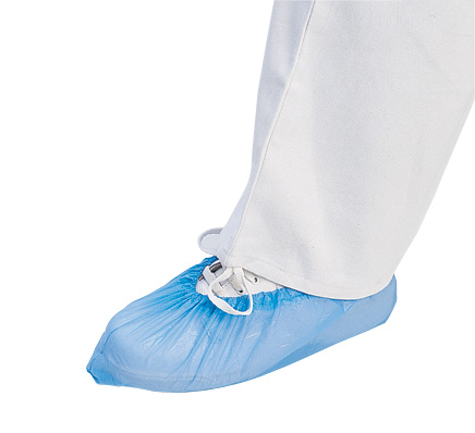 Cater Safe Disposable Overshoes - Blue