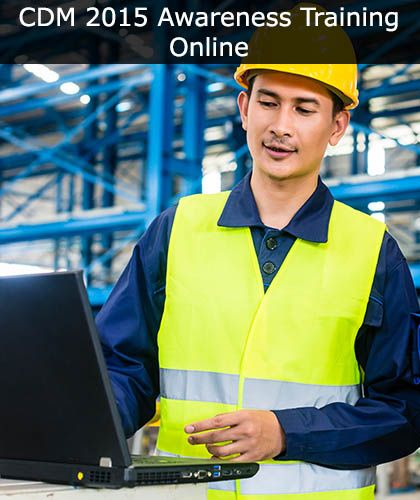 CDM 2015 Awareness Training Course Online | Safety Services Direct