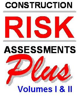 Construction Risk Assessment and Method Statement Templates - Volume I & II