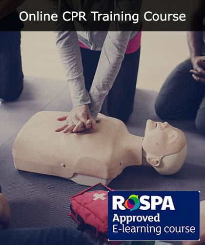 CPR Essentials Training Course Online
