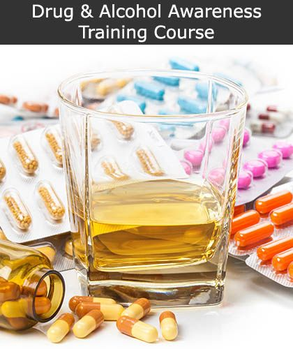 Drug and Alcohol Awareness Training Course Online