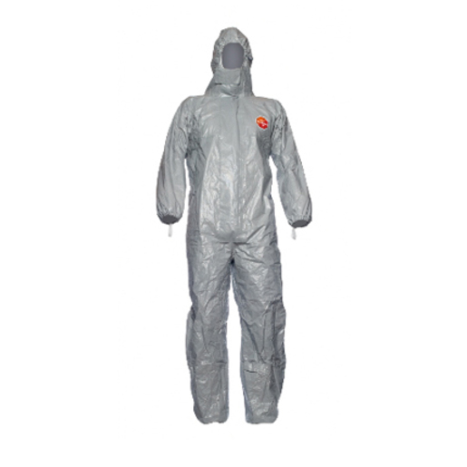 Dupont Tychem F Standard Hooded Coverall