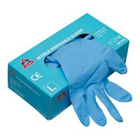 Keep Safe Disposable Nitrile Powder-Free Gloves