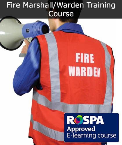 Fire Marshal Training Course Online | Safety Services Direct