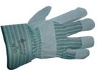 GLO6SUP Superior Rubberised Cuff Rigger Glove