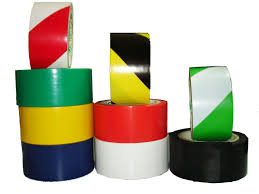 Hazard & Floor Marking Tapes