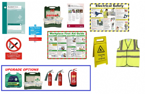 Retail / Office Health and Safety Starter Kit