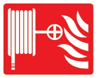 Fire Hose - Health and Safety Sign (FEX.11)