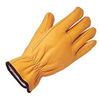 Keep Safe Leather Lined Driving Glove