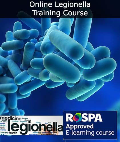 Legionella Training Course Online