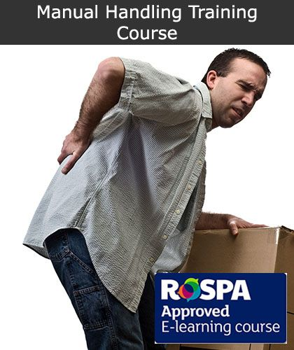 Manual Handling Training Course Online - RoSPA Approved