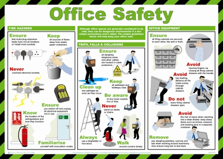 Health And Safety Posters Hse Awareness Posters For The
