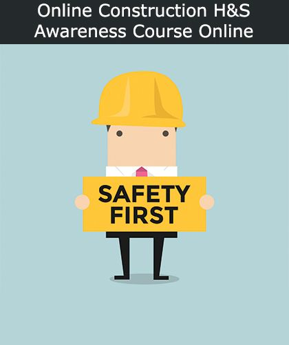 Online Construction Health & Safety Awareness Training Course | Safety Services Direct