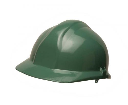 Centurion 1125 Full Peak Safety Helmet Green