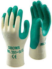 Showa 310 Latex Builders Grip Glove