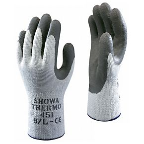 Showa 451 Thermo (Thermal) Grip Gloves
