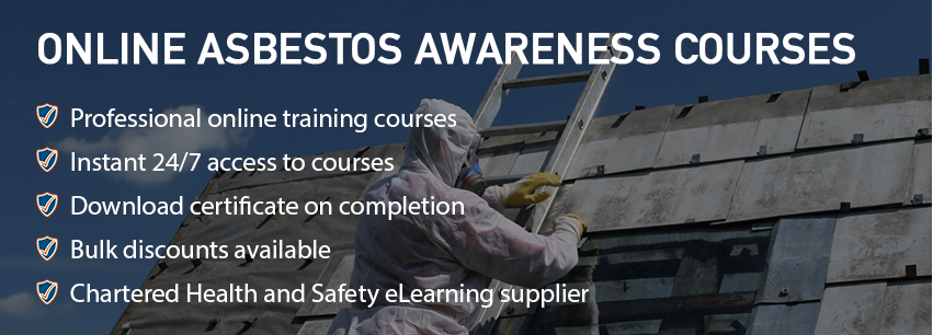 Asbestos Awareness Training Course - approved by UKATA, RoSPA & IATP